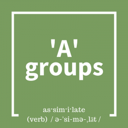 A groups