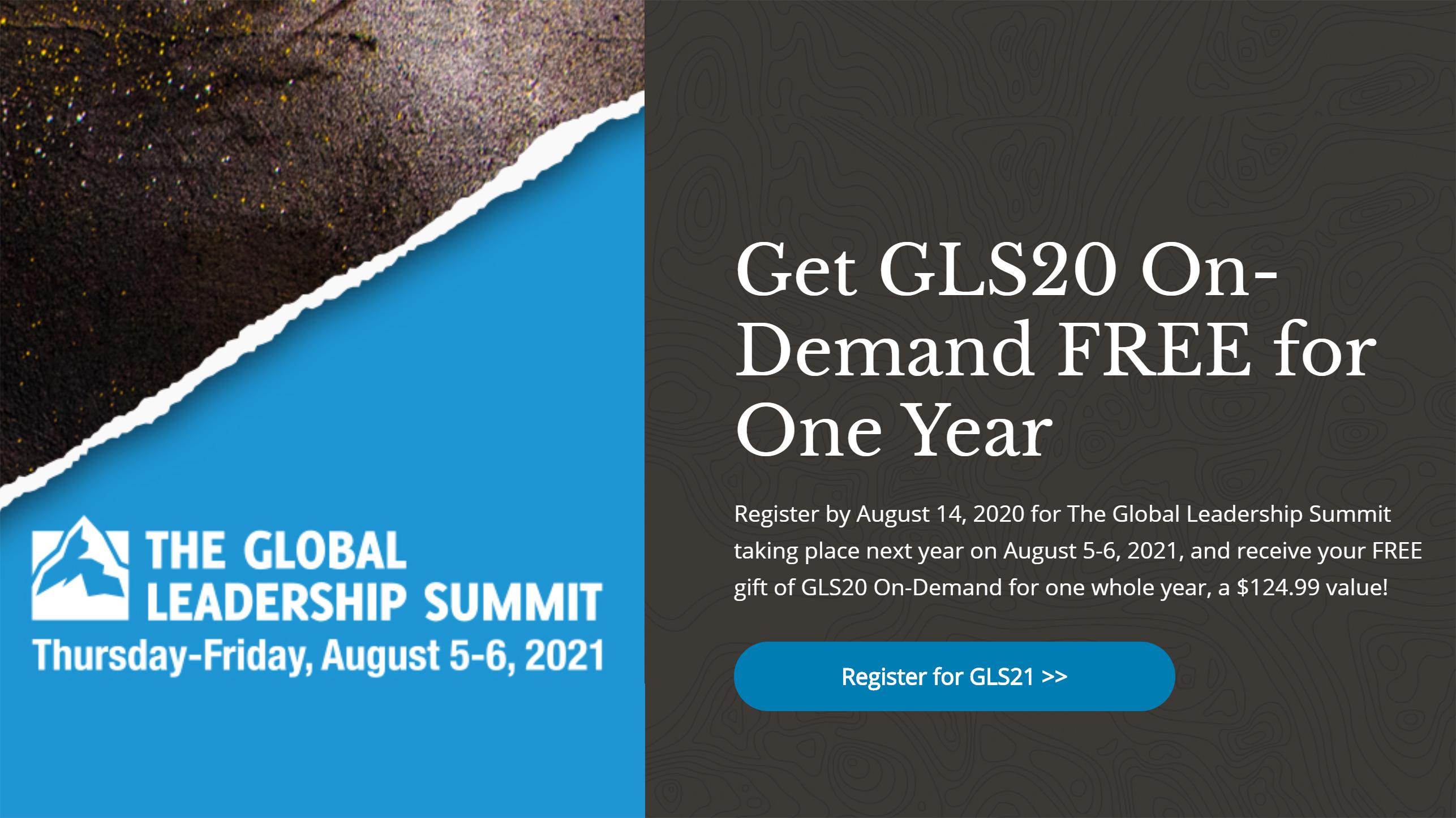 GLS21 prep